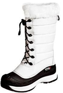 BAFFIN ICELAND - WHITE BOOT SIZE 9, Manufacturer: BAFFIN,