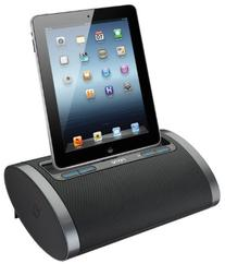 iHome iDL48BC Dual Charging Portable Rechargeable Speaker
