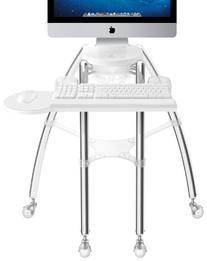 Rain Design iGo Desk for iMac 20-23 Inches, Sitting Model