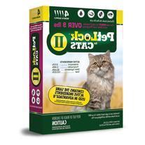 PetLock II Flea Treatment for Cats over 9 lbs, 4 month