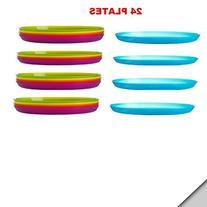 IKEA - KALAS Plate, Assorted Colors