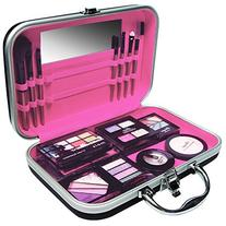 """Ikee Design® Cosmetic Travel Carrying Case 10 1/4""""W x 2 1/4"""