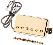 Gibson Gear IM98T-GH 498T Hot Alnico Bridge, Gold Cover