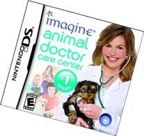 Imagine Animal Doctor Care Center - Nintendo DS