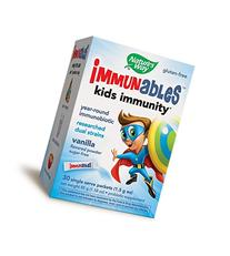 Nature's Way Immunables Kids Immunity Packets, 30 Count