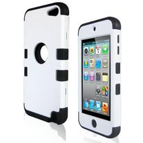 iPod Touch 5 Case, iPod Touch 6 Cases, NOVPEAK 3 Layer Hard