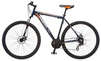 "Mongoose Impasse HD 29"" Men's Mountain Bike, 18 "" Frame Blue"