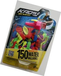 Kaos Imperial 150ct Biodegradable Latex Water Balloon Bombs
