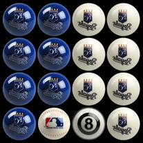 Imperial Officially Licensed MLB Home vs. Away Team Billiard