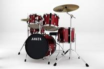 "Tama Imperialstar 5-Piece Complete Drum Kit w/ 18"" Bass Drum"