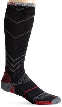 Sockwell Men's Incline Compression Socks, Light Grey, Large/