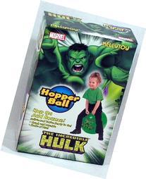 The Incredible Hulk Yellow Hopper Ball