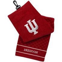 NCAA Indiana Embroidered Team Golf Towel