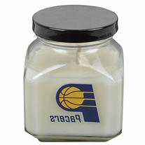 NBA Indiana Pacers Square Filled Scented Basketball Candle 3