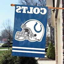 Party Animal Indianapolis Colts Banner NFL Flag