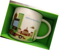 Indianapolis Coffee Mug You Are Here Collection 14 Oz Cup