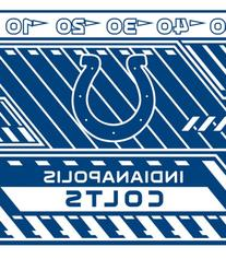 Indianapolis Colts NFL Stretch Book Cover
