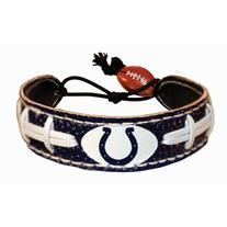 Indianapolis Colts Team Color NFL Football Bracelet