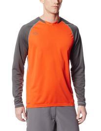 Fox Racing Indicator Jersey - Long-Sleeve - Men's Orange, M