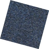 Indoor/Outdoor Carpet with Rubber Marine Backing - Blue 6' x