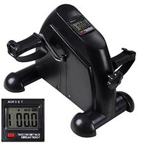 Indoor Exercise Bike Resistance Adjustable Mini Pedal