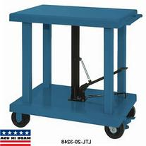 Wesco Industrial Products 260063 Steel Medium-Duty Lift