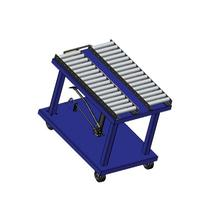 Wesco Industrial Products 260067 Steel Heavy-Duty Lift Table