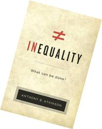 Inequality: What Can Be Done