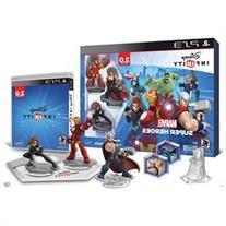 Infinity 2.0 Starter Pack-Marvel Super Heroes-Ps3