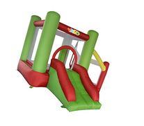 Yard Inflatable Bouncer Mini Bounce House Slide Backyard