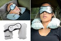 Airline Travel Pillow Flight Inflatable Neck Pillows