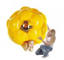 "Inflatable Fun Ball - Jumbo 51"" Fun Ball Crawl Inside for"