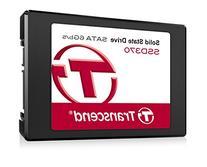 Transcend 256GB MLC SATA III 6Gb/s 2.5-Inch Solid State