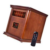 Costway 1800 Sq. Ft Infrared Electric Portable 1500W Heater
