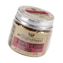 Art Ingredients Mica Powder-Gold