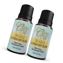 Inhale Respiratory Blend by Ovvio   Seasonal Allergy, Sinus