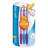 Paper Mate InkJoy 100 Stick Stylus Ballpoint Pens, 1.0 mm,
