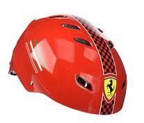 Ferrari Inline Skate Helmet Red