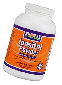 100% Pure Inositol Powder - 1 Lb - Powder-2 Pack