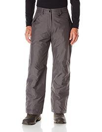 """White Sierra Men's 32"""" Inseam Insulated Pant, Asphalt,"""