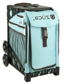 Zuca Sport Insert Bag, Calypso with Sport Frame Black (Non