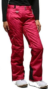 Marker Inspiration Insulated Swirl Women's Ski Pants - Dark