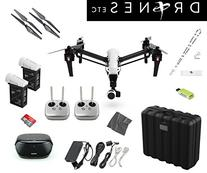 DJI Inspire 1 with Dual Remotes EVERYTHING YOU NEED KIT