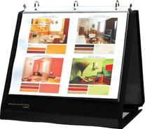 Lion Insta-Cover Ring Binder Easel, 3/4 Inches Ring, 1