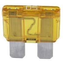 Audiopipe ATC20A Atc Fuse 20 Amp; 10 Pack Blister; Audiopipe
