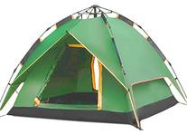 Instant Automatic Pop up Backpacking Camping Hiking 4 Man