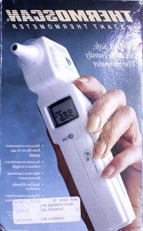 THERMOSCAN INSTANT EAR THERMOMETER