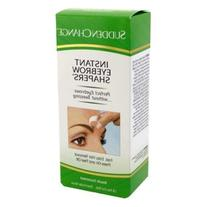 Sudden Change Instant Eyebrow Shapers 18 Count Pre-Cut Sets