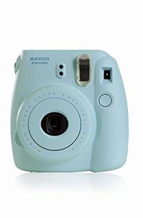 Fujifilm Instax Mini 8 Instant Camera & Film  - Blue