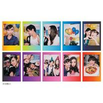 Fujifilm InstaX Mini Instant Film Rainbow & Staind Glass &